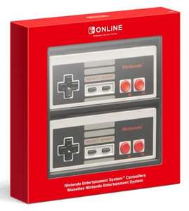 2Stk. Nintendo Entertainment System-Controller (Switch Online Only)