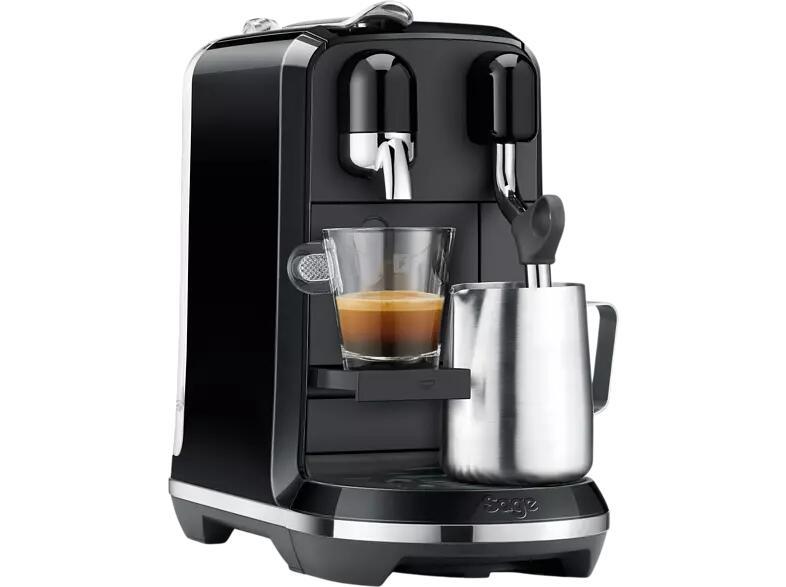 SAGE Nespresso SNE500BKS Kaffeemaschine Creatista Uno