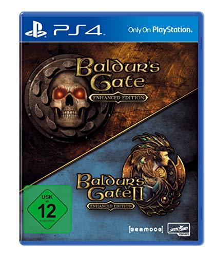 """""""Baldur's Gate Enhanced Edition"""" (PS4) Abenteuerurlaub an der Sword Coast zum Tiefstpreis"""