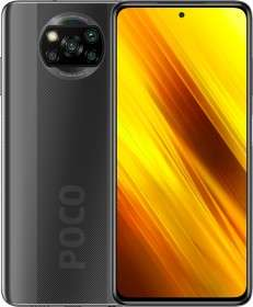 Poco X3 NFC, 6/128GB, schwarz