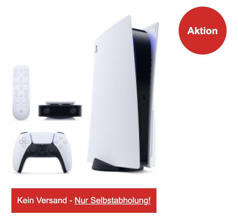 [Klagenfurt] Playstation 5 (Disc + Digital Version)