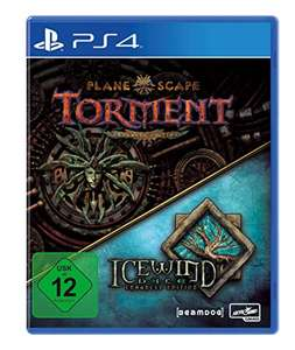 """Planescape: Torment & Icewind Dale Enhanced Edition"" (PS4) zum Bestpreis"