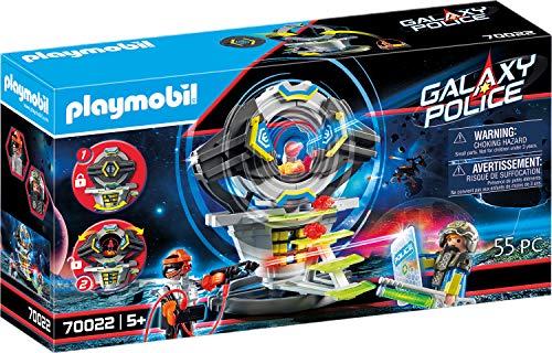 Preisjäger Junior: Playmobil Galaxy Police - Tresor mit Geheimcode
