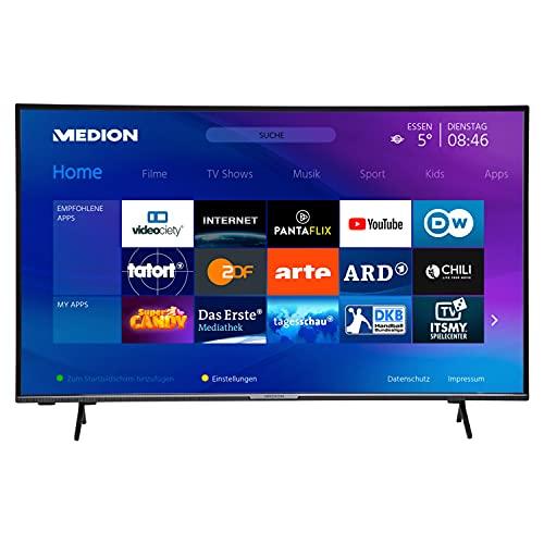 MEDION X15052 50 Zoll 4K Smart-TV