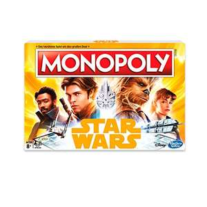 """Hasbro Monopoly - """"Solo - a Star Wars Story"""""""
