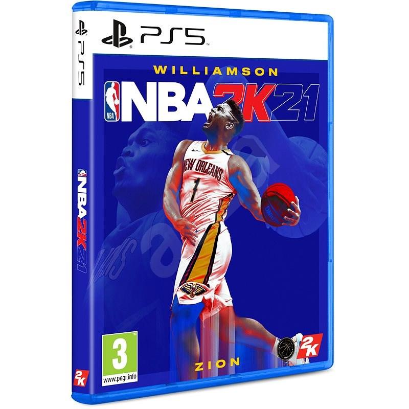 LIBRO - PS5 NBA 2K21 um € 19,99