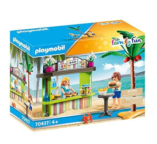 PLAYMOBIL Family Fun 70437 Strandkiosk