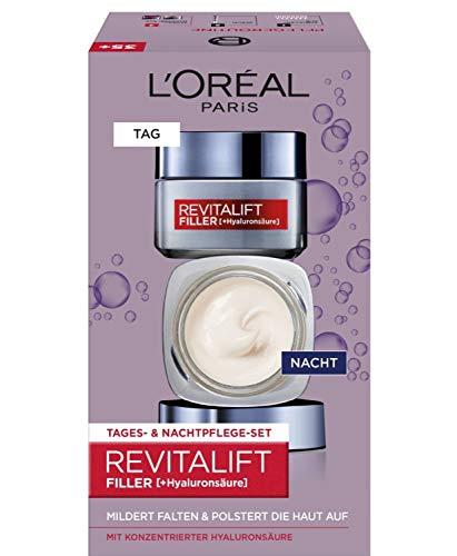 L'Oréal Paris Gesichtspflege Set, Revitalift Filler im Spar-Abo