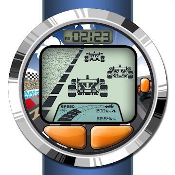 """""""Watch Spiel Racer"""" (Smart Watch) gratis im Google PlayStore - keine Werbung / keine InApp-Käufe -"""