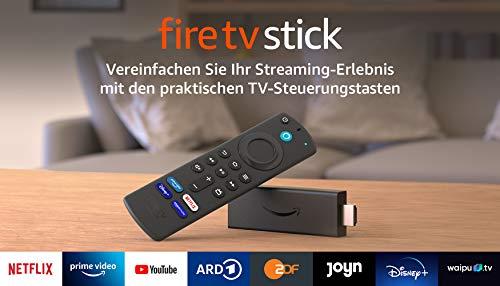 Amazon Fire TV Stick (Lite um 22,17€/4K um 30,24€/HD um 25,20€) bei Amazon/Mediamarkt
